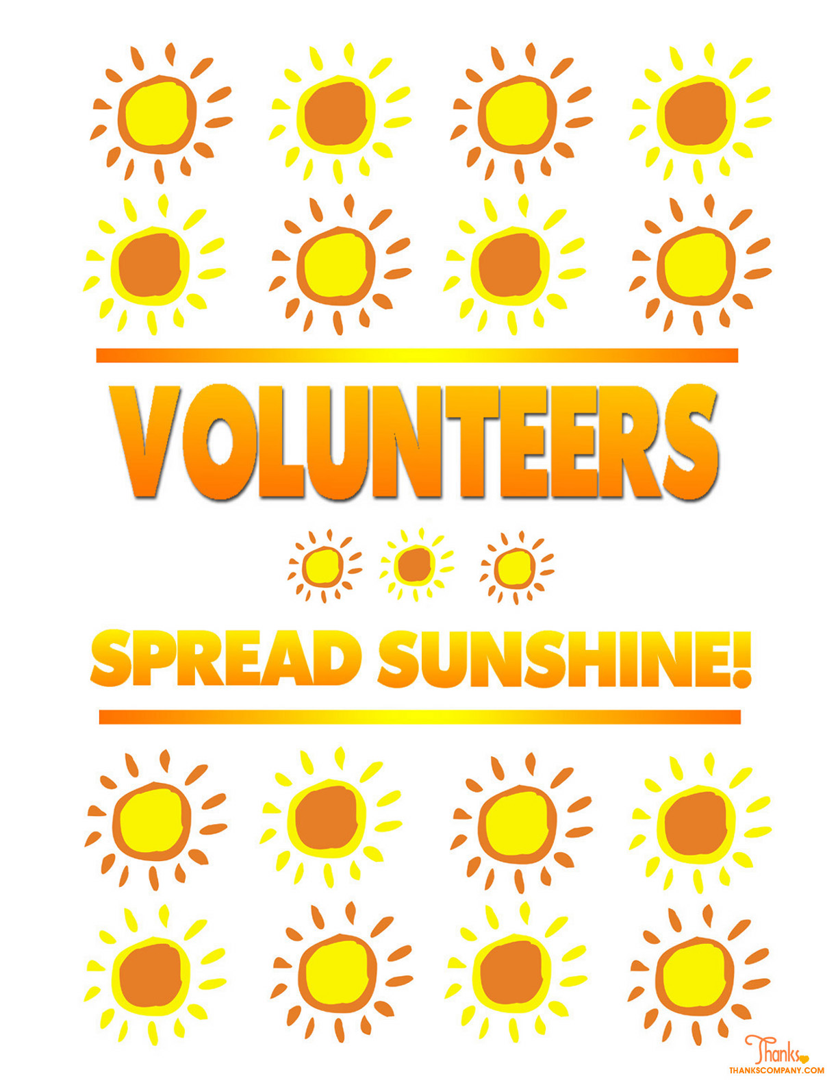 volunteer sunshine volunteers quotes thank appreciation thanks posters cards gifts poster volunteering greeting poem gift fundraising spread company poems camp